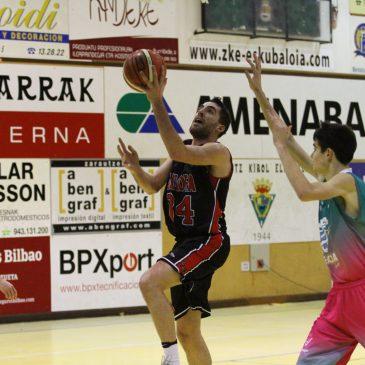 Álvaro Díez da el salto al primer equipo de Gallofa Cantbasket