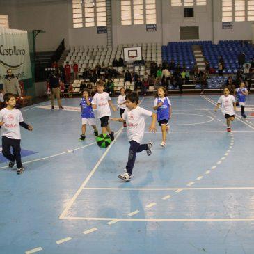 Los equipos Gallofa de BabyBasket juegan el domingo en La Albericia