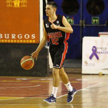 Alfonso García debuta en Liga EBA con Gallofa