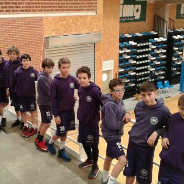 Jornada de convivencia y baloncesto en Oviedo