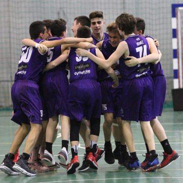 Sorteado el Campeonato de España Infantil Masculino que disputa Gestoría Quintanilla Cantbasket