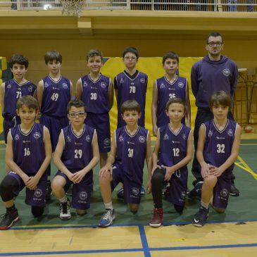 El equipo alevín Cantbasket 04 disputa este fin de semana la Final Four