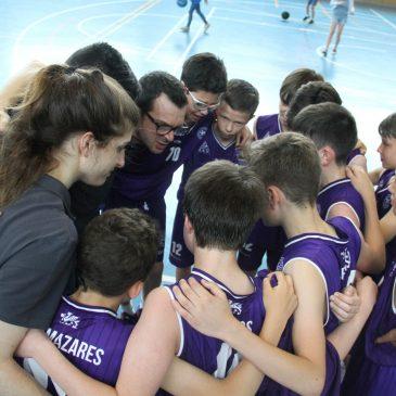 Cantbasket 04 A, subcampeón de la Primera División Alevín 2017/2018