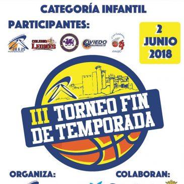 Gestoría Quintanilla Cantbasket disputa el III Torneo infantil del Club de Baloncesto 6,25 de Ponferrada