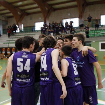 Gestoría Quintanilla Cantbasket vence a la Fundación 5+11 Baskonia en el Campeonato de España (47-66)