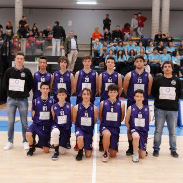 Gestoría Quintanilla Cantbasket debuta con victoria en el Campeonato de España (44-54)