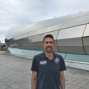 Joaquín Romano, nuevo entrenador de Gallofa en Liga EBA