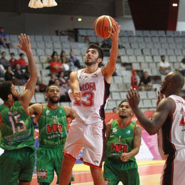 Alexis Bartolomé cumplirá su tercera temporada con la Gallofa Cantbasket