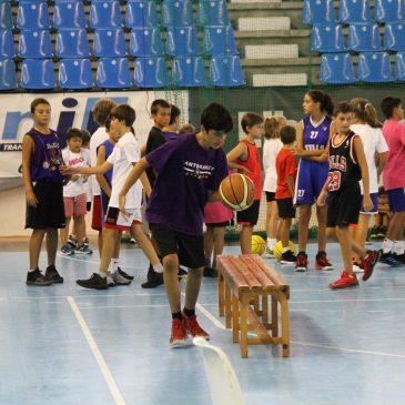 Clausurado el XIV Campus de Verano Gallofa Cantbasket 2018