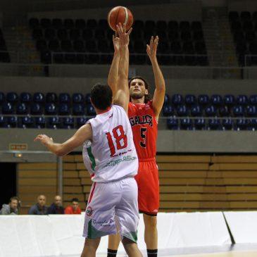 La Gallofa Cantbasket comienza la temporada 2018/19 en Arroyo de la Encomienda