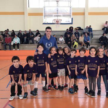 """Los """"Gallofa Dragons"""" debutaron en el Baby Basket 2018/19"""