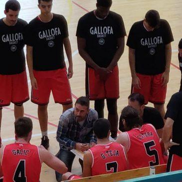 Gallofa Cantbasket no puede con el CB Valle de Egües en Sarriguren (86-68)