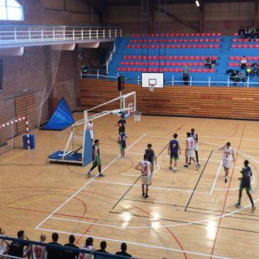 El CB Santurtzi acaba con la buena racha de la Gallofa Cantbasket (77-63)