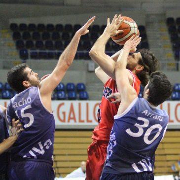 La Gallofa Cantbasket suma ante la Universidad de Valladolid su cuarto triunfo consecutivo (79-68)