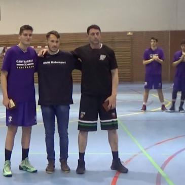 El Club Castrobasket reconoce públicamente la ayuda de Pablo García y Óscar Garay