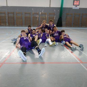 Gallofa A, campeón de la 2ª División Junior 2018/19