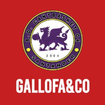 El equipo junior Gallofa A juega este fin de semana la Final Four