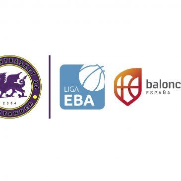 La A.D Cantbasket 04 se inscribe en la Liga EBA 2020/21