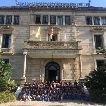 La cantera termina la temporada en Navia y Barcelona