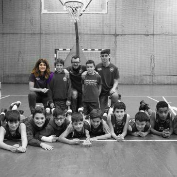 Marina Fernández, entrenadora de Cantbasket 04, convocada por la Selección Española U13