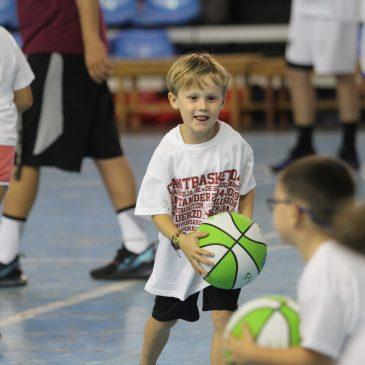 Concluye la primera semana del XV Campus de Verano Cantbasket 2019