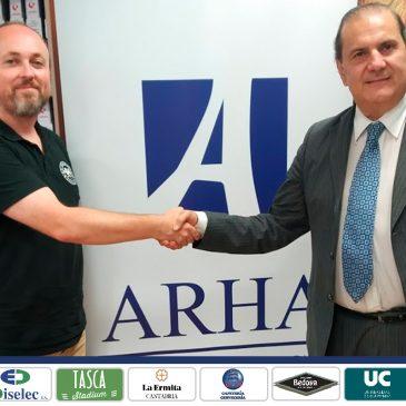 Arha Hoteles, nuevo patrocinador principal de Cantbasket 04
