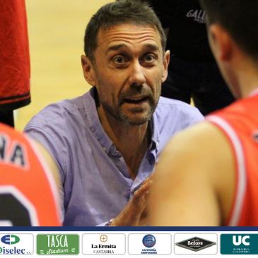 Joaquín Romano, renovado como primer entrenador de Cantbasket 04