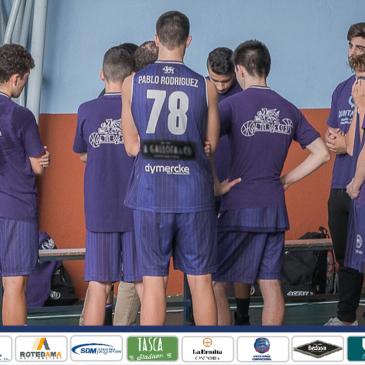 Los equipos Junior de Cantbasket 04 comenzaron la temporada 2019/2020