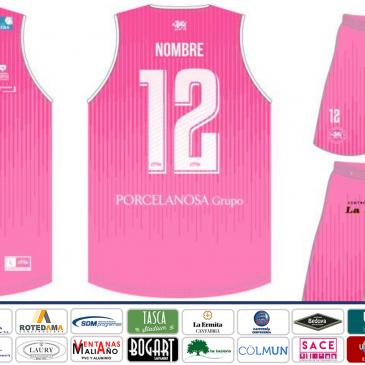Arha Hoteles vestirá de rosa ante Tabirako Baqué para apoyar la lucha contra el cáncer de mama