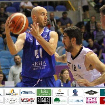 Dos partidos para el Arha Hoteles en 48 horas: Baskonia en Vitoria y Ulacia Zarautz en el Palacio