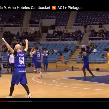 Vídeo | Resumen. Arha Hoteles vs AC1+ Piélagos