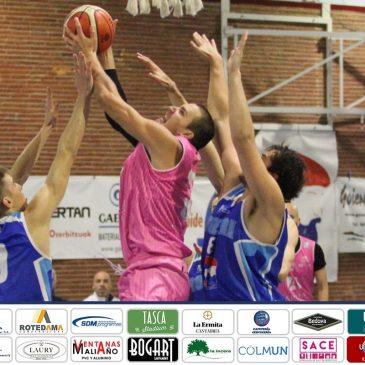 Arha Hoteles se trae de Urretxu la victoria ante Goierri (61-72)