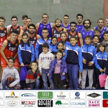 Fotografías | Liga EBA. CB La Flecha vs Arha Hoteles