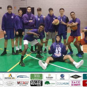 Cantbasket A disputa este sábado la semifinal de la Fase Final de Copa Junior