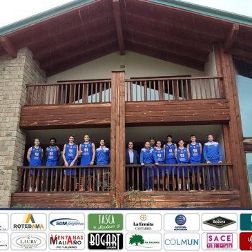 El primer equipo se concentra en Arha Reserva del Saja & Spa 4*