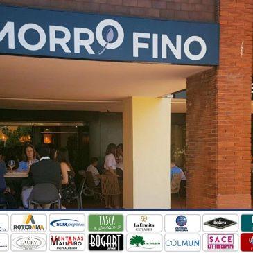 De Morro Fino, nuevo patrocinador de la A.D. Cantbasket 04
