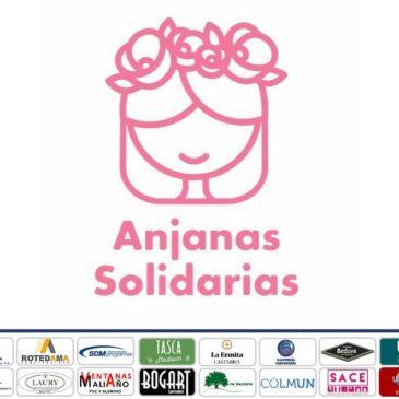 Conoce a la Asociación Anjanas Solidarias en su stand durante el derbi cántabro entre Arha Hoteles y CB Solares