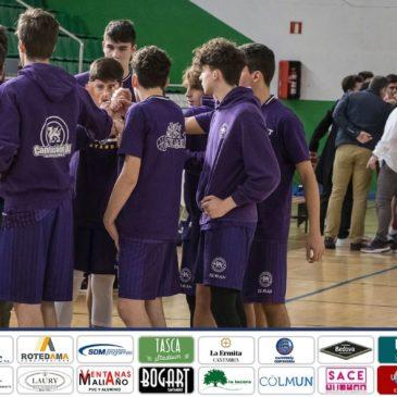 Cantbasket 04 A disputa la Final Four de Copa Cadete de 1ª División este fin de semana