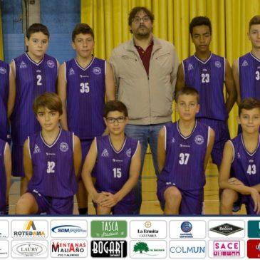 Cantbasket 04 A disputa la Final Four de Copa Infantil de 1ª División