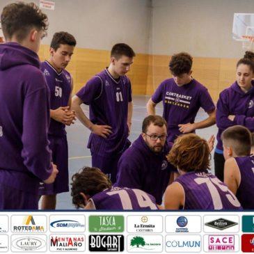 Doble cita en La Albericia el domingo: final de la Copa Cadete y partido de Arha Hoteles