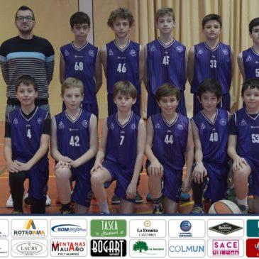 Cantbasket 04 A disputa este fin de semana la Copa Alevín de Primera División