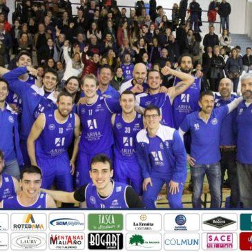 Arha Hoteles Cantbasket finaliza la temporada 2019/20 con la miel en los labios