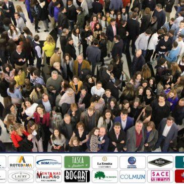 La Gala Anual de Cantbasket y Némesis reúne a cerca de 300 personas en el Gran Casino Sardinero