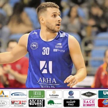 El base Jon Peña también continúa en el primer equipo de Cantbasket 04