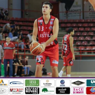 Diego Ibarlucea regresa a Cantbasket 04 para formar parte del primer equipo