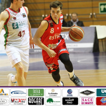 Imanol Mena se incorpora al primer equipo de Cantbasket 04