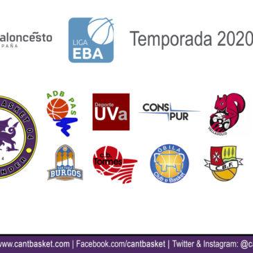 Cantbasket 04 ya conoce a sus rivales de la temporada 2020/21
