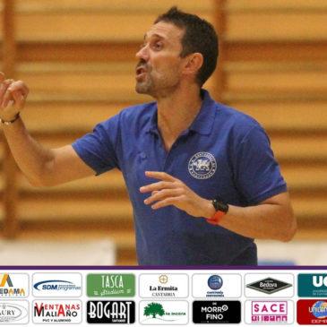 Joaquín Romano, séptima temporada en Cantbasket 04 y tercera al frente del primer equipo
