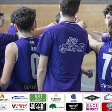 Cantbasket 04 inscribe a dos equipos en las ligas senior de Cantabria