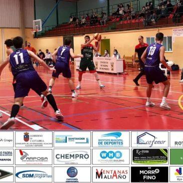 Cantbasket 04 A debuta con victoria ante el CBT Torrelavega (82-89)